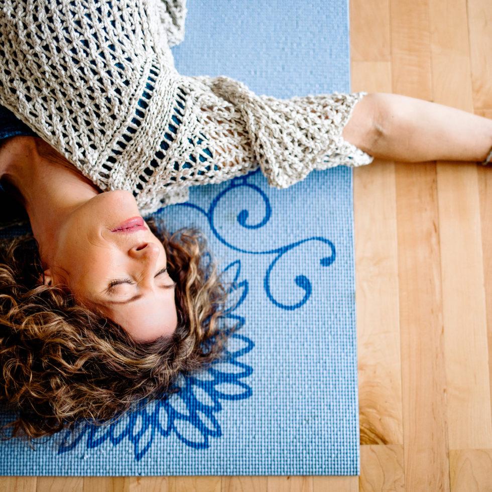 ten tips for creating calm yoga image