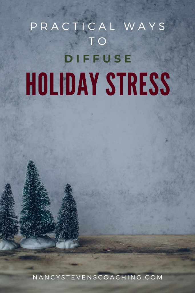 Simple tips to manage or avoid the stresses that the holidays can bring. Here's how to eliminate the stress during holidays and to truly embrace the joy. #stressrelief #tipoftheday