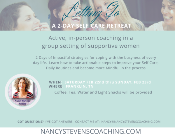 Learn how to take actionable steps to improve your Self Care, Daily Routines and become more Mindful in the process